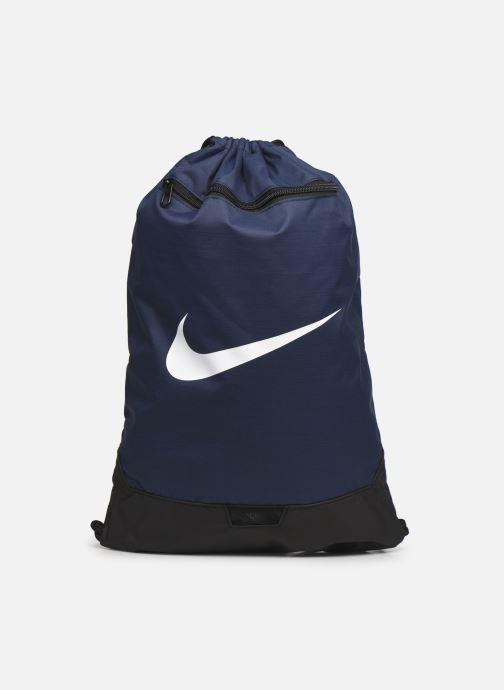 Mochilas Nike Nk Brsla Gmsk - 9.0 (23L) Azul vista de detalle / par