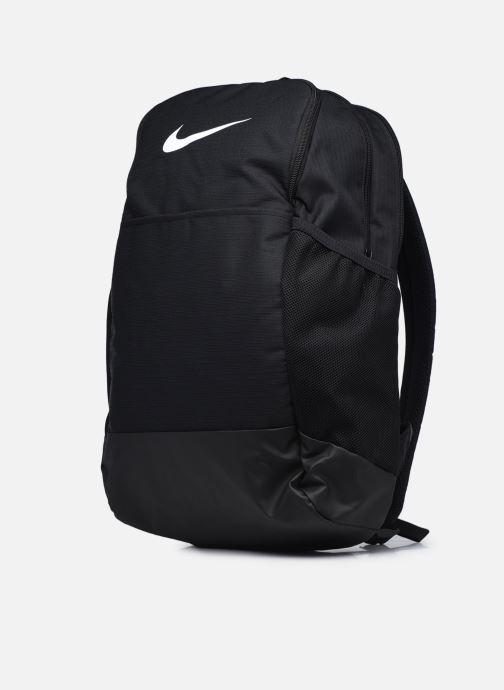 Zaini Nike Nk Brsla M Bkpk - 9.0 (24L) Nero modello indossato