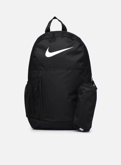 Sacs à dos Nike Y Nk Elmntl Bkpk - Swoosh Gfx Noir vue détail/paire