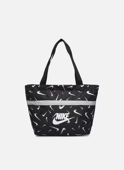 Bolsos de mano Nike Y Nk Tanjun Tote - Aop Negro vista de detalle / par