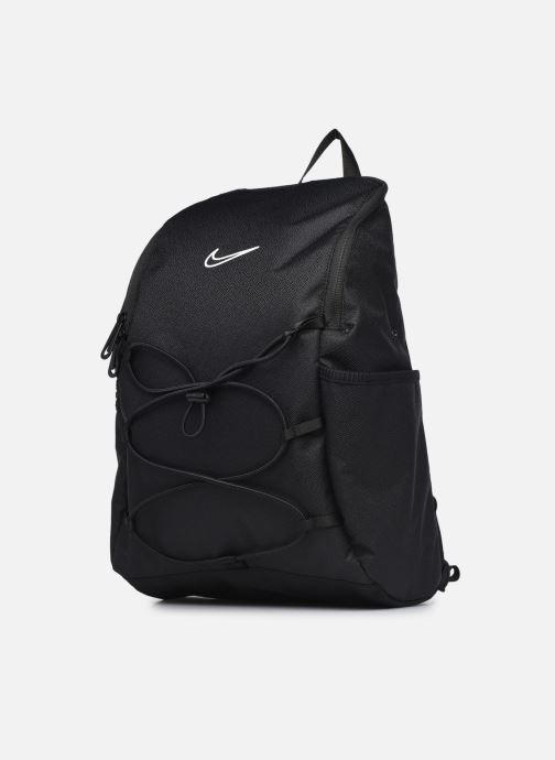 Rucksäcke Nike W Nk One Bkpk schwarz schuhe getragen