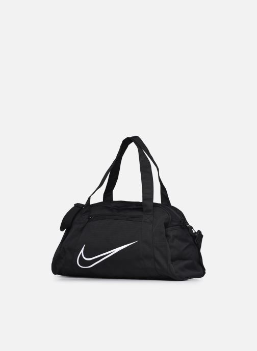 Borsa da palestra Nike W Nk Gym Club - 2.0 Nero modello indossato