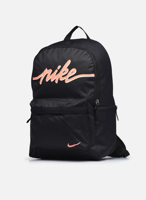 Rucksäcke Nike Nk Heritage Bkpk - 2.0 Femme schwarz schuhe getragen