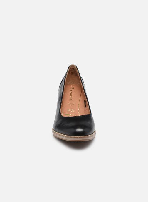 Escarpins Tamaris Michi Noir vue portées chaussures