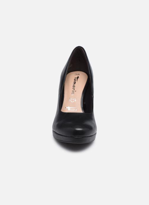Escarpins Tamaris Kalama Noir vue portées chaussures