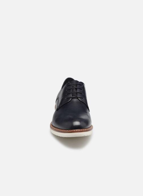 Chaussures à lacets Tamaris Polly Bleu vue portées chaussures