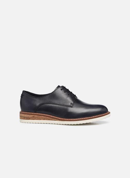 Chaussures à lacets Tamaris Polly Bleu vue derrière