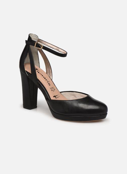 Zapatos de tacón Tamaris Yannel Negro vista de detalle / par