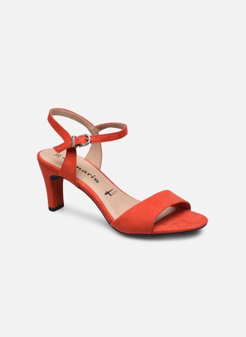 Sandalen Tamaris Positano rot detaillierte ansicht/modell