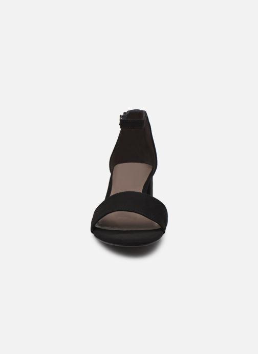 Sandales et nu-pieds Tamaris Bellagio Noir vue portées chaussures