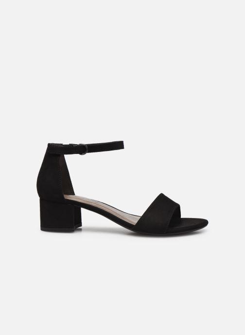 Sandales et nu-pieds Tamaris Bellagio Noir vue derrière