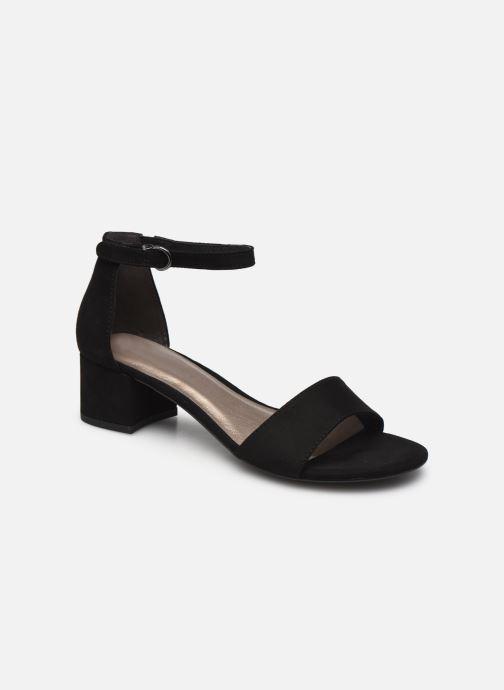 Sandales et nu-pieds Tamaris Bellagio Noir vue détail/paire