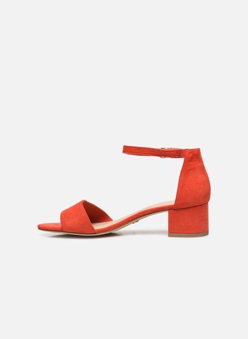Sandales et nu-pieds Tamaris Bellagio Rouge vue face