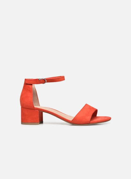 Sandales et nu-pieds Tamaris Bellagio Rouge vue derrière