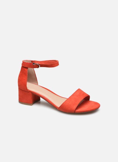 Sandales et nu-pieds Tamaris Bellagio Rouge vue détail/paire