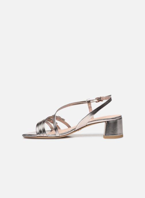Sandales et nu-pieds Tamaris Vernazza Argent vue face