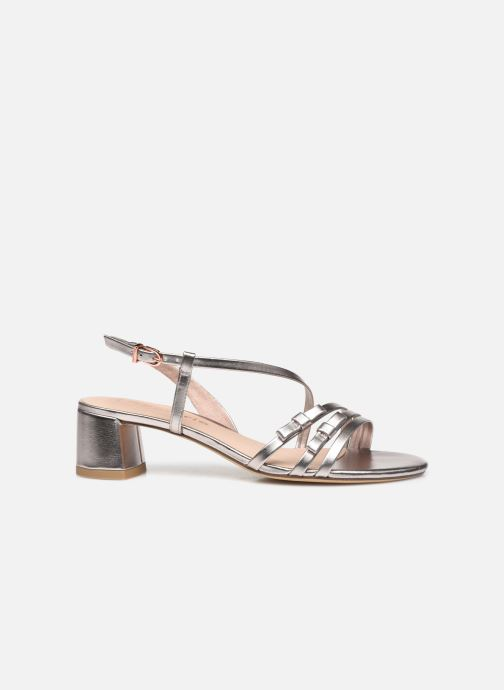 Sandales et nu-pieds Tamaris Vernazza Argent vue derrière