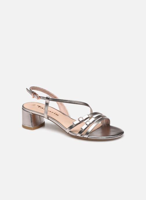Sandales et nu-pieds Tamaris Vernazza Argent vue détail/paire