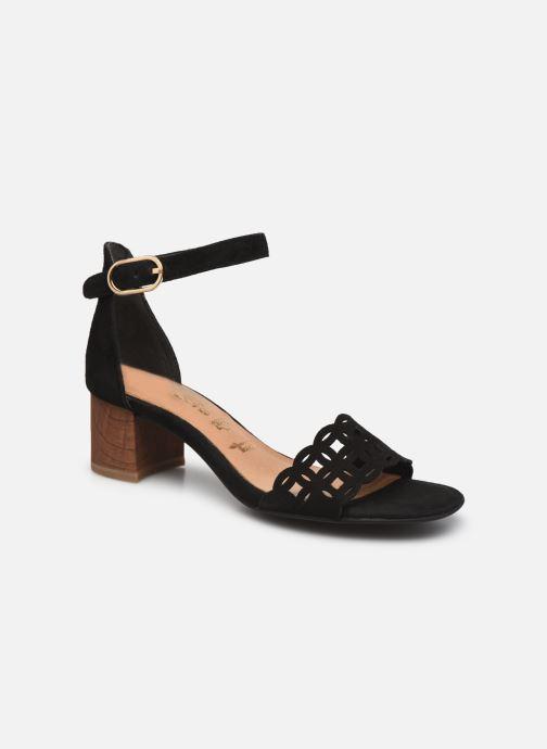 Sandales et nu-pieds Tamaris Corricella Noir vue détail/paire