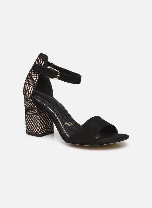 Sandales et nu-pieds Tamaris Ischia Noir vue détail/paire
