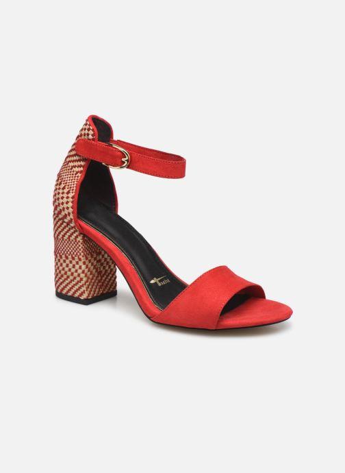Sandales et nu-pieds Tamaris Ischia Rouge vue détail/paire
