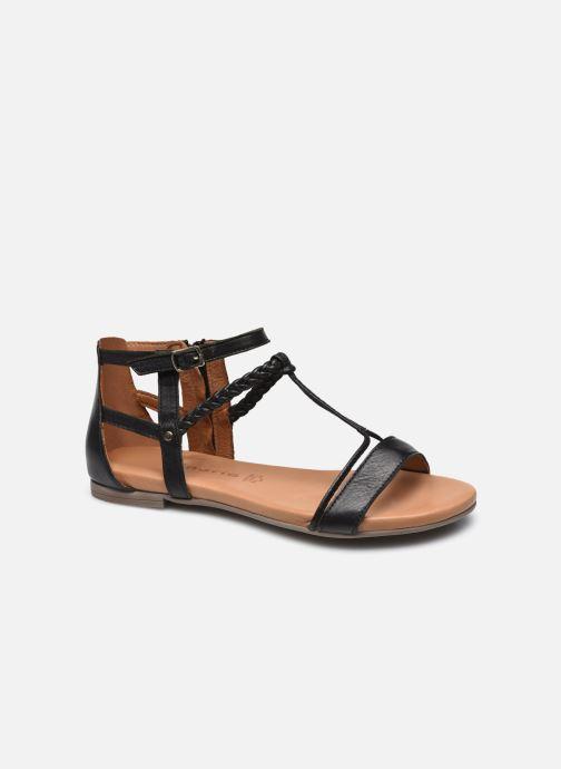 Sandales et nu-pieds Tamaris Dozza Noir vue détail/paire