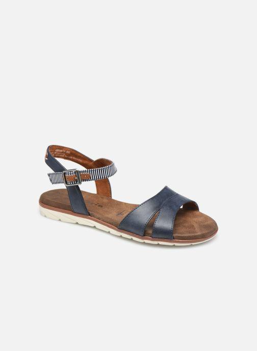 Sandales et nu-pieds Tamaris Bosa Bleu vue détail/paire