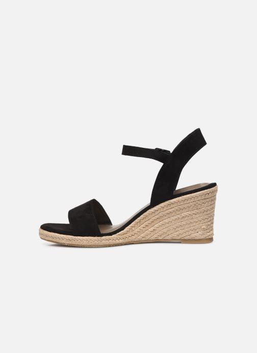 Sandales et nu-pieds Tamaris Norcia Noir vue face