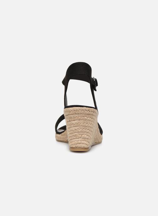 Sandales et nu-pieds Tamaris Norcia Noir vue droite