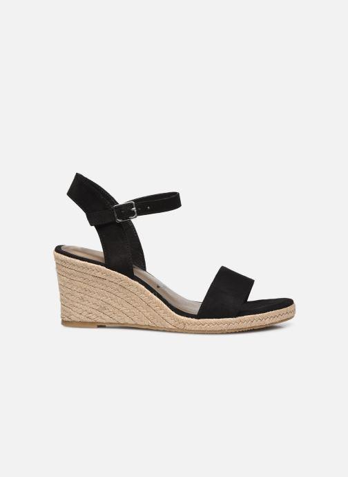 Sandales et nu-pieds Tamaris Norcia Noir vue derrière
