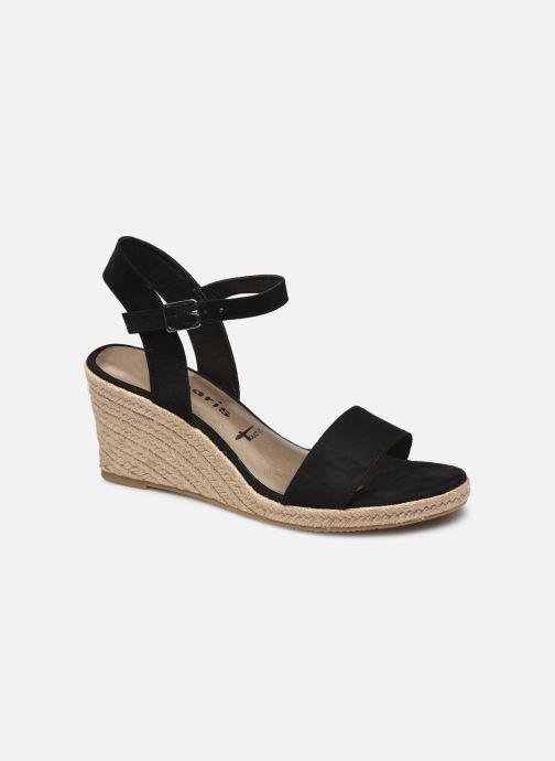 Sandales et nu-pieds Tamaris Norcia Noir vue détail/paire