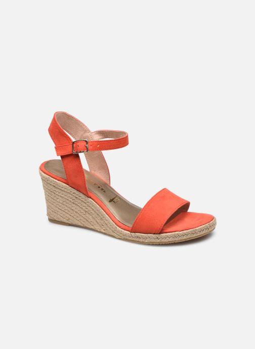 Sandales et nu-pieds Tamaris Norcia Orange vue détail/paire