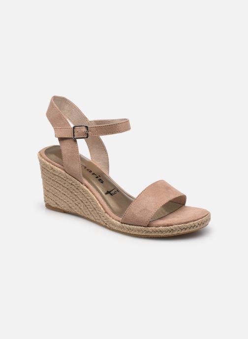 Sandales et nu-pieds Tamaris Norcia Rose vue détail/paire