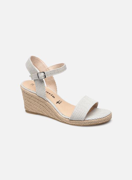 Sandales et nu-pieds Tamaris Norcia Bleu vue détail/paire