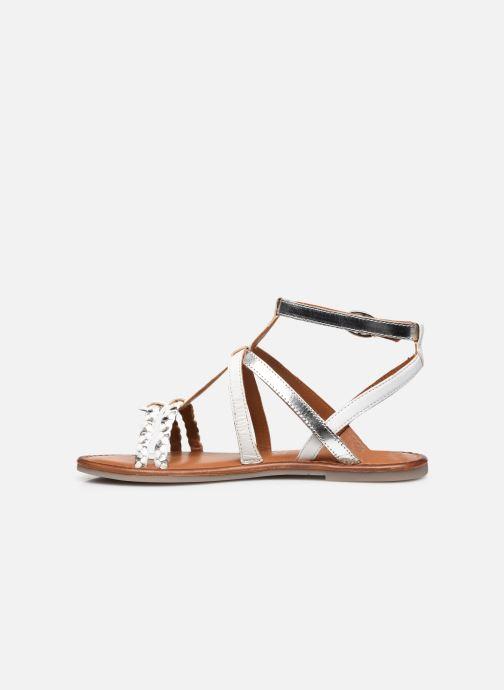 Sandales et nu-pieds Tamaris Cetona Blanc vue face