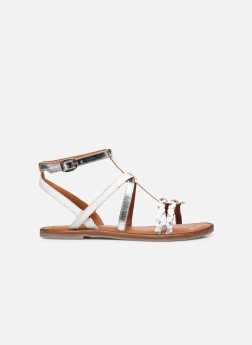 Sandales et nu-pieds Tamaris Cetona Blanc vue derrière