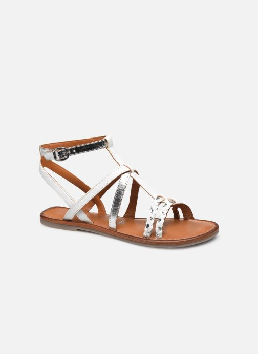 Sandales et nu-pieds Tamaris Cetona Blanc vue détail/paire