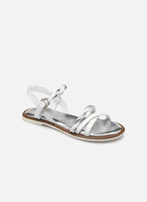 Sandales et nu-pieds Tamaris Bevagna Blanc vue détail/paire