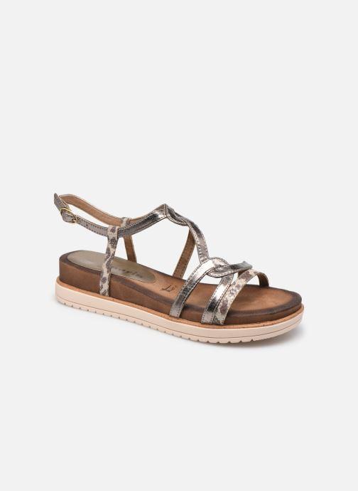 Sandales et nu-pieds Tamaris Asolo Argent vue détail/paire