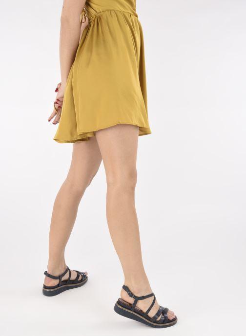 Sandales et nu-pieds Tamaris Gradara Bleu vue bas / vue portée sac