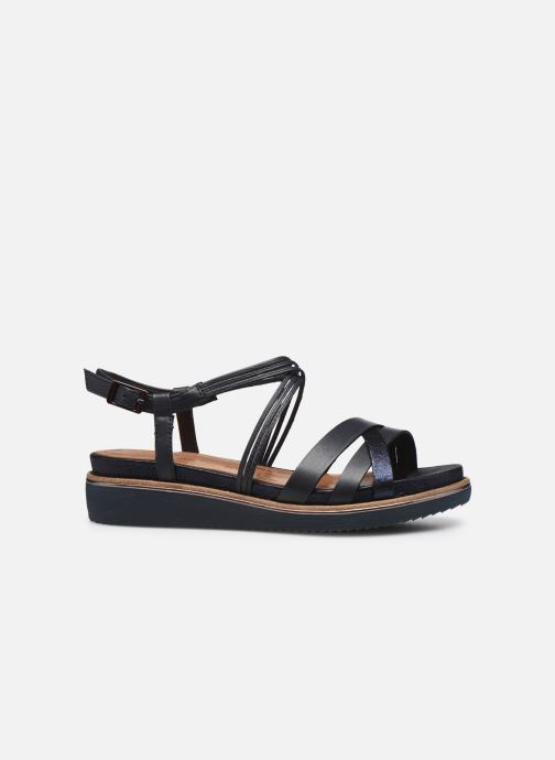 Sandales et nu-pieds Tamaris Gradara Bleu vue derrière