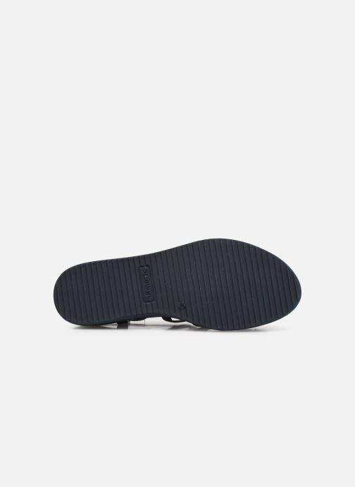 Sandales et nu-pieds Tamaris Gradara Bleu vue haut