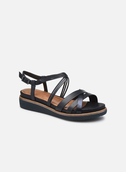 Sandales et nu-pieds Tamaris Gradara Bleu vue détail/paire