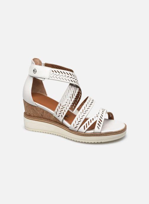Sandales et nu-pieds Tamaris Dolcea Blanc vue détail/paire
