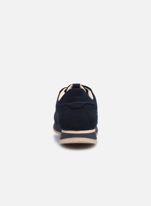 Baskets Tamaris Caltani Bleu vue droite