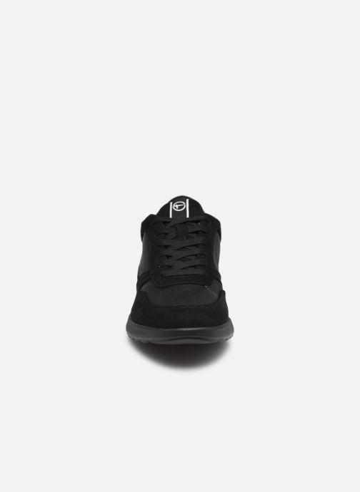 Baskets Tamaris Livourne Noir vue portées chaussures