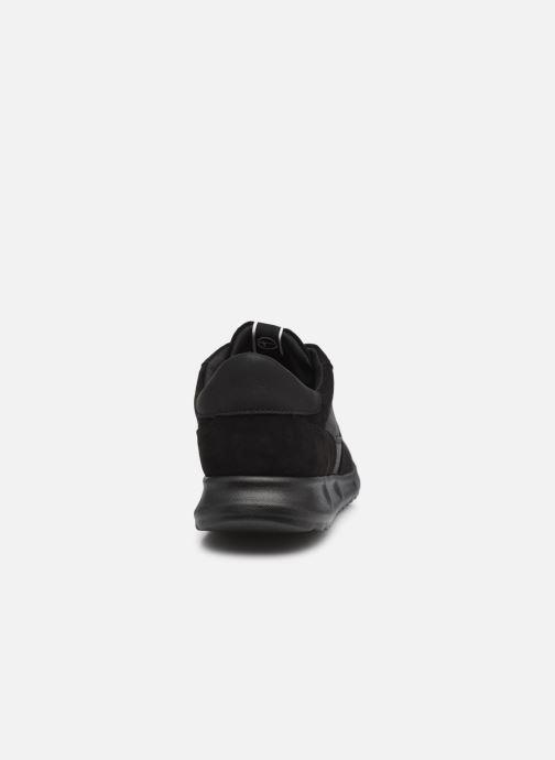 Baskets Tamaris Livourne Noir vue droite