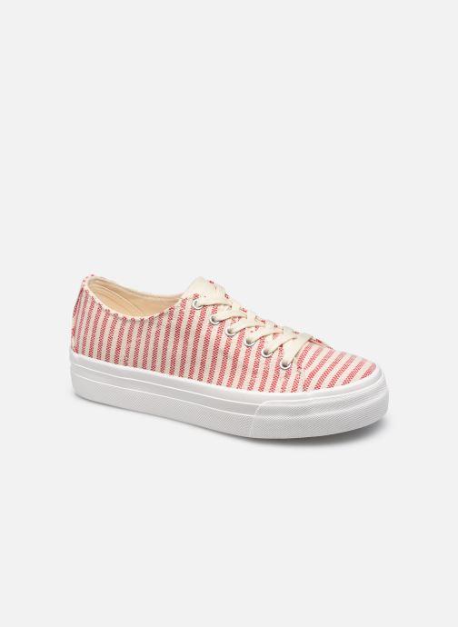 Sneakers Tamaris Trani Rood detail