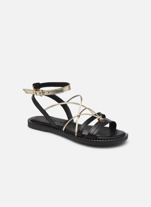 Sandales et nu-pieds Tamaris Xalama Noir vue détail/paire
