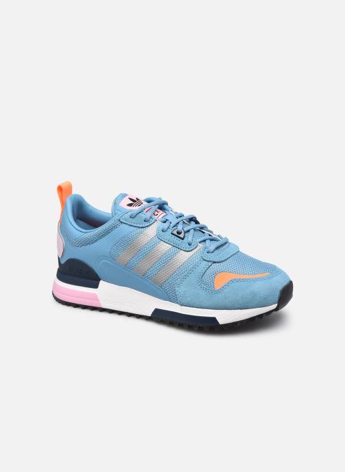Sneakers adidas originals ZX 700 HD W Blauw detail